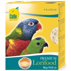 Lorifood 5kg - Sold 871 Cédé 45,39 € Ornibird