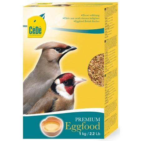 Pâtée aux œufs pour indigènes 1kg - Cédé