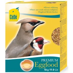 Mash the eggs to indigenous 5kg - Sold 851 Cédé 32,05 € Ornibird