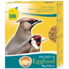Pâtée aux œufs pour indigènes 5kg - Cédé