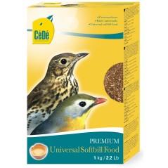 Pâtée aux œufs universelle 1kg - Cédé 752 Cédé 5,36 € Ornibird