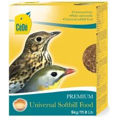 Pâtée aux œufs universelle 5kg - Cédé