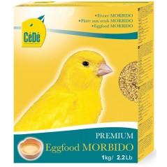 Pâtée demi-grasse aux œufs pour canaris Morbido 1kg - Cédé 732 Cédé 5,05 € Ornibird