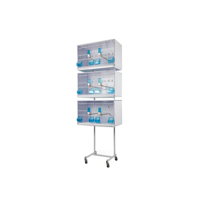 Battery 3 cages 58x30x36 - New Canariz 3500 New Canariz 331,50 € Ornibird