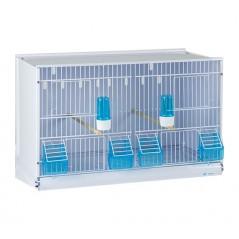 Batterie de 3 cages 58x30x36 - New Canariz  3500 New Canariz 328,76€ Ornibird