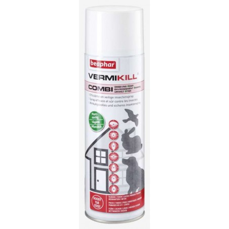 Vermikill Combi Spray 400ml - Beaphar