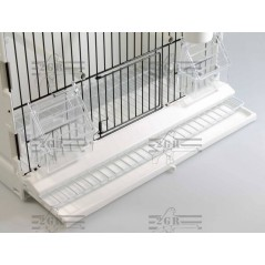 Cage exposition plastique 36x17x30 cm - 2G-R 14722 2G-R 23,94€ Ornibird