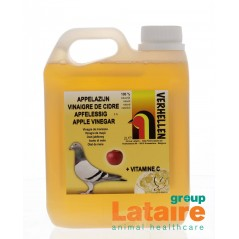 Apple cider azijn + Leven. C 2L - Verhellen duiven 51022 Verhellen 11,68 € Ornibird