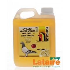 Apple cider vinegar + Lives. C 2L - Verhellen pigeons 51022 Verhellen 11,68 € Ornibird