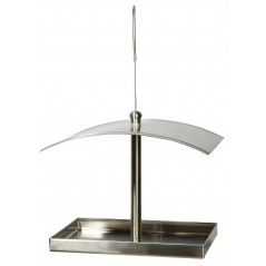 Mangeoire rectangulaire en inox avec fil métallique pour suspension - Benelux 17571 Benelux 25,95 € Ornibird