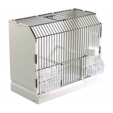 Cage exposition plastique 36x17x30 cm - 2G-R