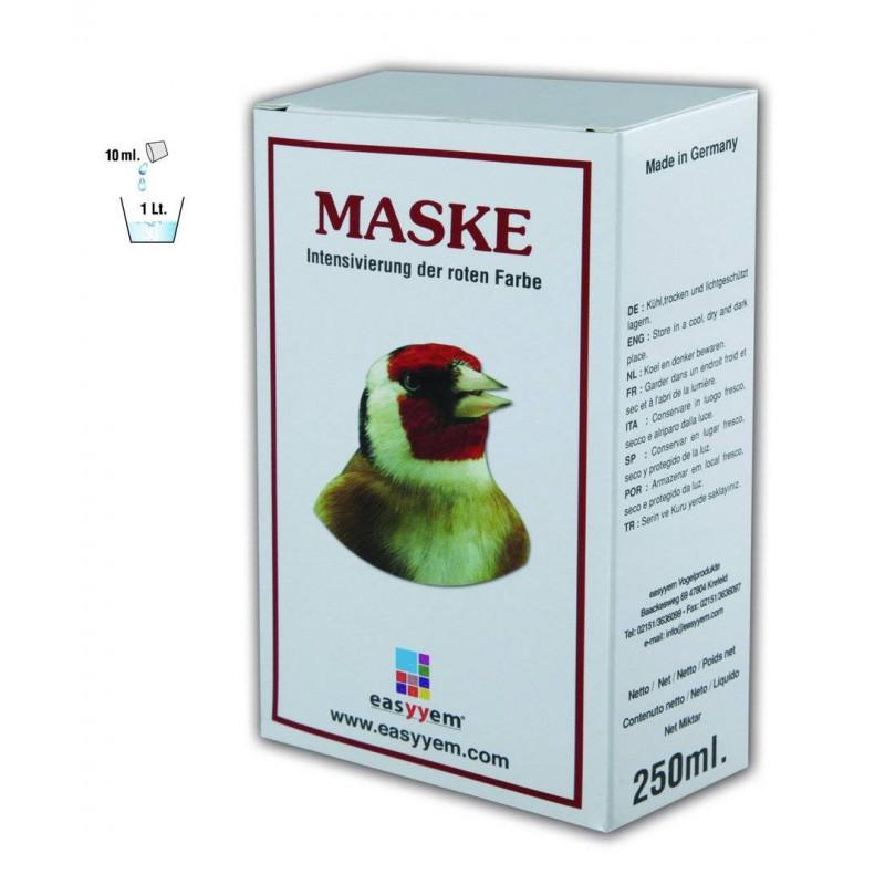 Maske, red dye liquid 250ml - Easyyem EASY-MASK250 Easyyem 18,31 € Ornibird