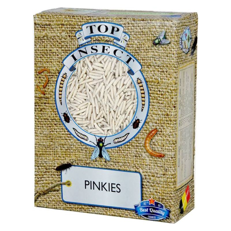 Pinkies (insects frozen) 450gr - Top Insect TOPINS-PINKIES Nusect Top Insect 7,75 € Ornibird