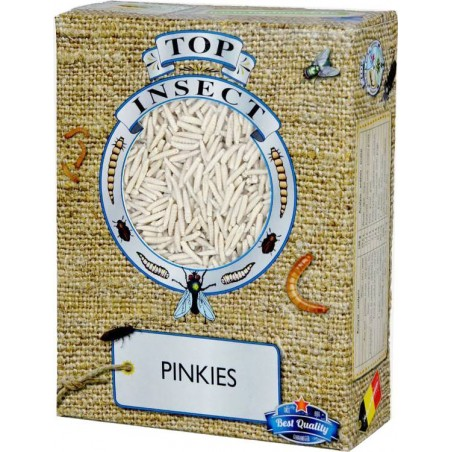 Pinkies (insectes congelés) 450gr - Top Insect