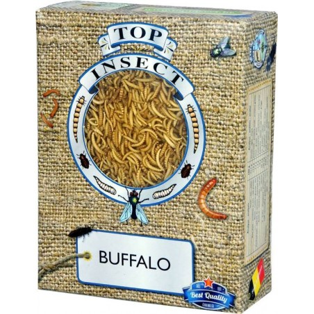 To Buffalo (insects frozen) 425gr - Top Insect