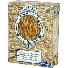 Mealworms (insect frozen) 420gr - Top Insect TOPINS-VFAR Nusect Top Insect 8,99 € Ornibird
