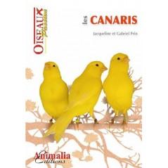 Les Canaris, livre de 64 pages - Animalia Editions GOP01 Animalia Editions 10,30 € Ornibird