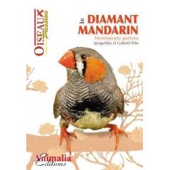 Zebrafinken-buch, 64 seiten - Animalia Editions