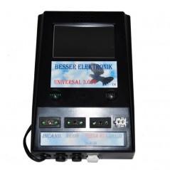 Dimmer Universal 3000 (permite que você gerencie 2 peças de uma só vez) - Besser-Elektronik Universal3000 Besser Elektronik 3...