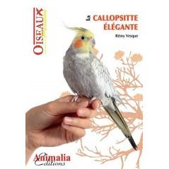 De Callopsitte elegante voldaan, boek van 64 pagina ' s - Animalia Edities