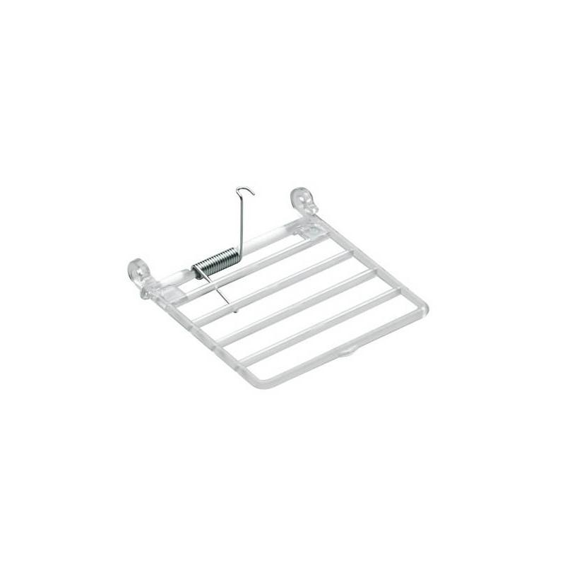 Clapet en plastique de type vertical pour mangeoire - 2G-R