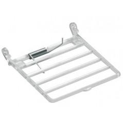 Clapet en plastique de type horizontal pour mangeoire - 2G-R