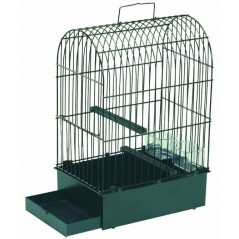 Käfig für York mit schublade aus kunststoff 24x16x36cm - 2G-R 019 2G-R 19,25 € Ornibird