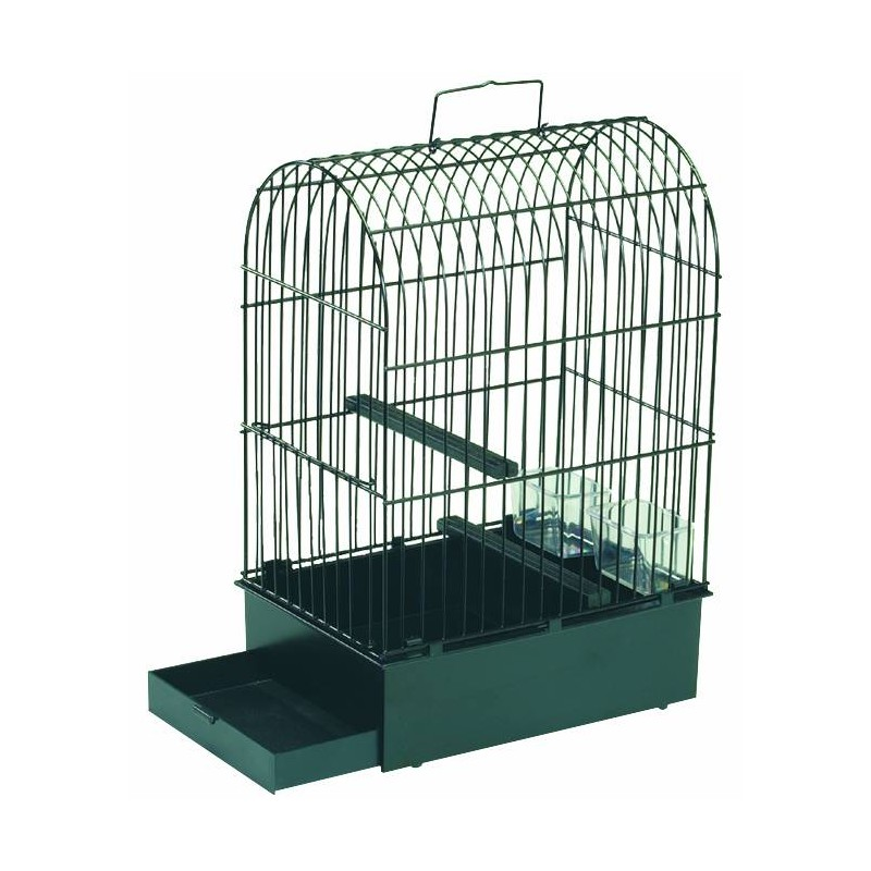 Cage York with drawer plastic 24x16x36cm - 2G-R 019 2G-R 19,25 € Ornibird