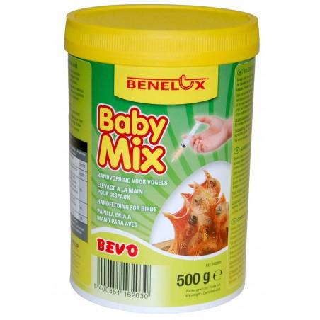 Pâtée d'élevage à la main Baby-Mix 500gr Bevo - Benelux