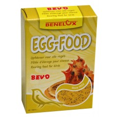 Patée élevage Jaune 100gr Bevo - Benelux