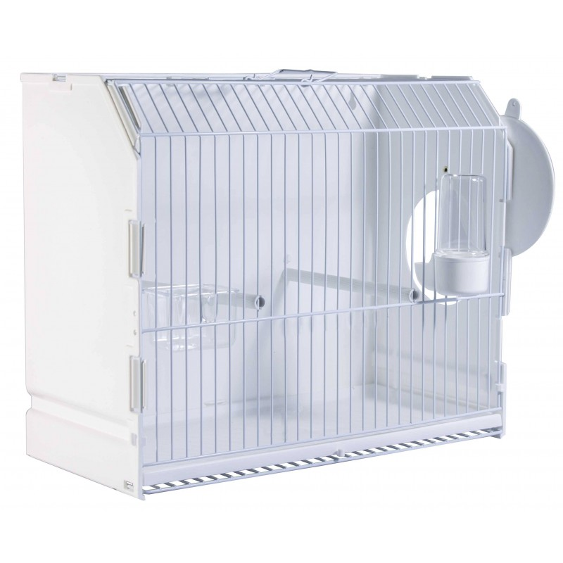 Cage exposure of plastic with side door 36x17x30 cm - 2G-R 315/SP 2G-R 18,00 € Ornibird