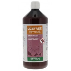 Licefree liquid ready-to-use (against mites and lice) 1L - Licefree 21011 Licefree 19,38 € Ornibird