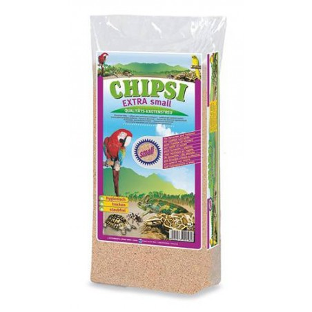Chips of Beech milled 3mm Extra Small 15kg - Chipsi