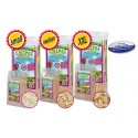Chips of Beech milled 3mm Extra Small 15kg - Chipsi 105113001 Chipsi 14,30 € Ornibird