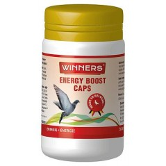 Energy Boost Caps, augmente la performance musculaire 50 comprimés - Winners