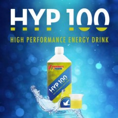 HYP 100, une boisson de récupération et d'énergie unique 1L - Vanrobaeys