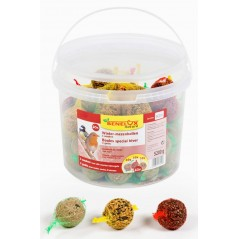 Bucket of 60 Balls Fat, 3 tastes 17510 Benelux 16,27 € Ornibird