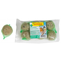 Grease balls Bag 6x90G 14969 Benelux 1,07 € Ornibird