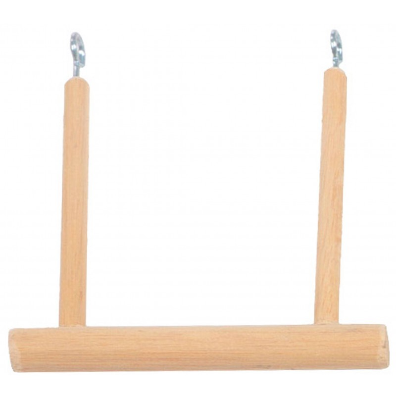 Swing wooden for canaries 11,5x11,5cm 14370 Benelux 1,91 € Ornibird
