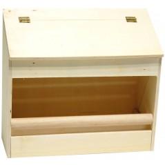Alimentador pajarera de madera 26x11x24cm 14157 Benelux 11,05 € Ornibird