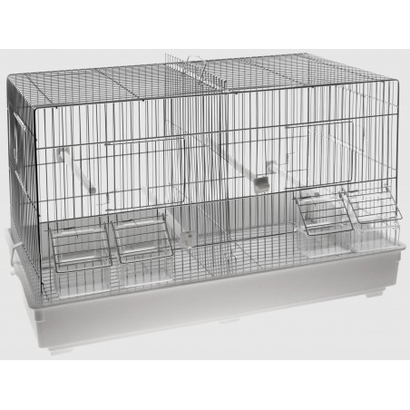 Cage Cova Chrome 55x32x36cm