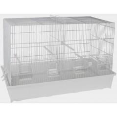 Cage Cova White 65x34x43cm 1560032 Domus Molinari 45,79 € Ornibird