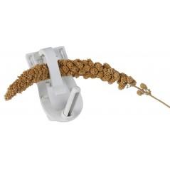 Clip-Cuttlefish Bone - Perch 4,5x8cm