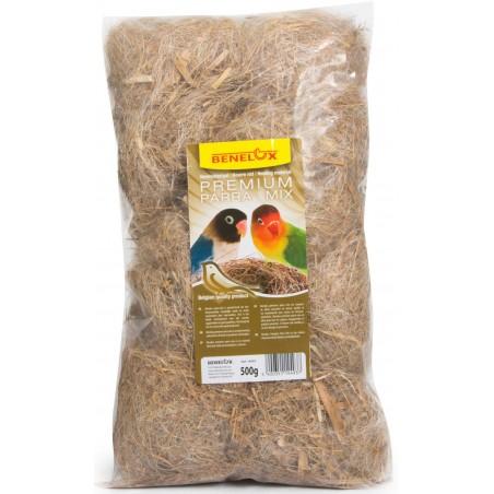 Bourre nid Parra-Mix Perruches 500gr