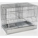Cage Cova Metal 2 Compartments 42x25x31 cm