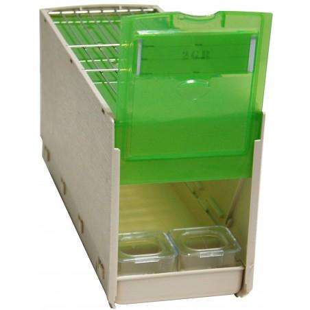 Cageot en plastique large 31x11,5x16h cm - 2G-R