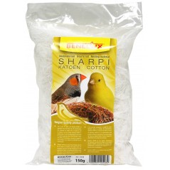 Floss nest Sharpi cotton 150gm 14548 Bevo 1,72 € Ornibird