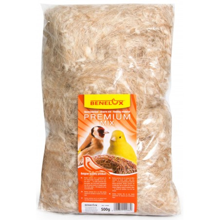 Bourre nid Mix 500gr Coco - Sharpi - Sisal - Jute
