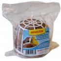 Bourre nid fibre de coco 40gr avec support