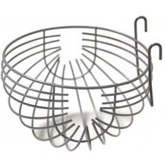 Nest in wide metal + hooks 12cm 14590 Benelux 3,10 € Ornibird